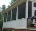 Screen Porch Installation Atlanta