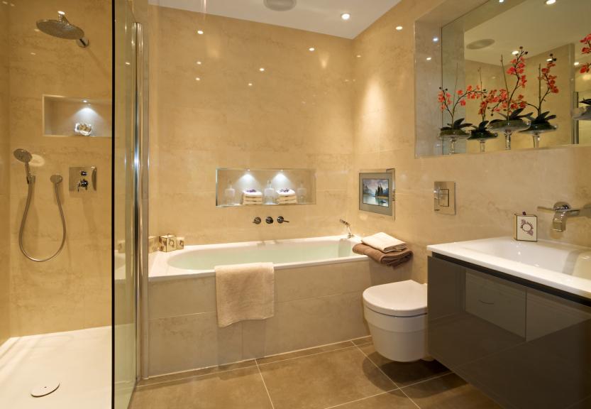 Custom Bathrooms Contractor. Custom Bathrooms in Atlanta